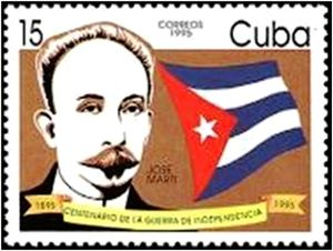 Jose-Marti stamp